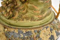 Antique Art Nouveau Table Lamp by L & F Moreau (7 of 10)