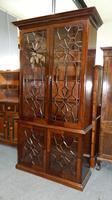 Large Mahogany Cabinet (3 of 6)