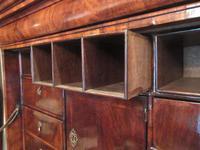 Stunning William & Mary Period Walnut Inlaid Escritoire (9 of 17)