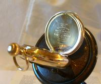 Antique Pocket Watch 1903 Special Waltham 10ct Rose Gold Filled Fwo (10 of 12)