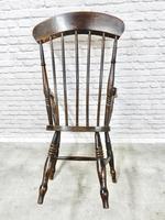 Antique Stickback Windsor Armchair (2 of 6)