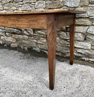 Large French Sycamore & Elm Farmhouse Table (18 of 21)