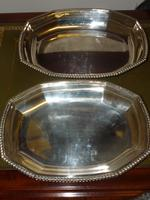 Silver Plated Entree Dish by Elkington c.1930 (2 of 2)