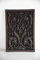 Carved Wood Ornamental Plaque (7 of 11)