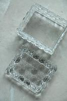 Victorian Hobnail Cut Glass Lidded Pot (4 of 12)