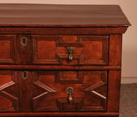 Jacobean Chest of Drawers in Oak 17th Century (3 of 11)