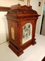 Outstanding Westminster-Chime Bracket/ Table Clock (2 of 9)