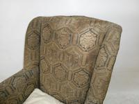 1900's Wing Armchair (2 of 8)