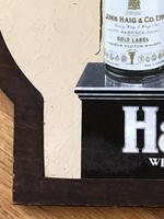 Original Haig Whisky Advertising Pub Mirror (5 of 8)