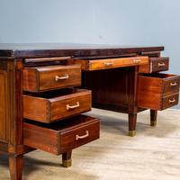 Large Partner's Desk (2 of 14)