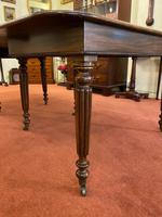 Good Early 19th Century Solid Mahogany Extending Dining Table (2 of 5)