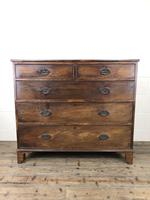 Antique 19th Century Mahogany Chest of Drawers (7 of 10)