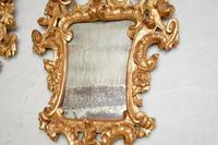 Pair of Antique French Giltwood Mirrors (7 of 14)