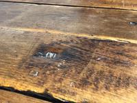 Very Early Oak Farmhouse Refectory Dining Table (31 of 31)