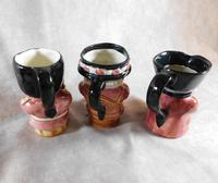 Set of Three Shorter & Sons  Hand Painted Toby Jugs (3 of 5)