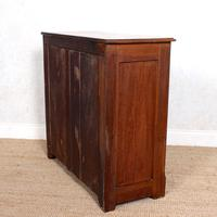 Walnut Chest of Drawers Victorian 19th Century (4 of 11)