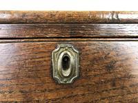 Georgian Oak Single Drawer Side Table (6 of 10)