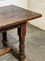Wonderful Antique Large Refectory Farmhouse Dining Table (27 of 31)
