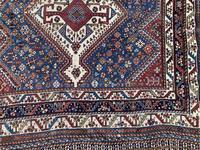 Antique Qashqai Rug (3 of 14)