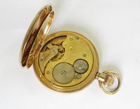 1930s Buren Full Hunter Pocket Watch (3 of 6)