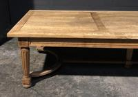 Huge Oak Table from the Bank of France (9 of 21)