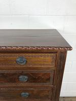 Large Late Victorian Mahogany Chest of Drawers (8 of 11)