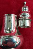 Small Sterling Silver Sugar Caster (3 of 3)