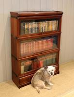 Mahogany Globe Wernicke Bookcase (9 of 11)