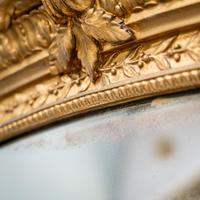 Large Carved Gilt Mirror (6 of 11)