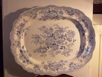 Victorian  Meat Platter