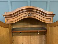 19th Century Burr Walnut Wardrobe (7 of 16)