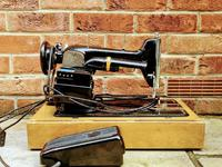 Vintage PFFAF 30 Sewing Machine with Carry Case & Original Instructions (4 of 7)