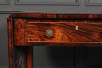 Magnificent Regency Rosewood Sofa Table (5 of 23)