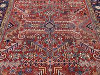 Antique Heriz Carpet (4 of 12)