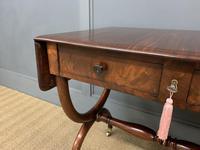 Splendid 19th Century Mahogany Sofa Table (4 of 22)