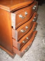 Small Reproduction Four Drawer Chest (3 of 3)
