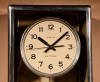 Art Deco Lepaute Very Interesting Electrical Wall Clock (5 of 14)