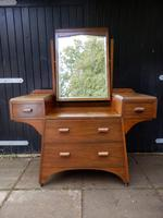 Dressing Table, Art Deco, Walnut