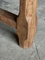 Normandy Oak Farmhouse Table & Bench Set (18 of 19)