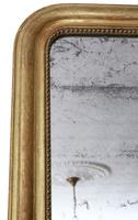 19th Century Large Quality Gilt Overmantle or Wall Mirror (2 of 7)