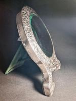 Silver  Victorian Mirror (2 of 5)