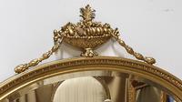 Victorian Adams Gilt Wall Mirror (4 of 7)