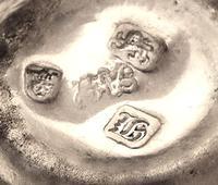 Antique Georgian Sterling Silver Jug 1763 (2 of 8)