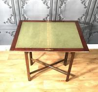 Edwardian Mahogany Games Table (6 of 7)