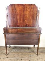 Edwardian Inlaid Mahogany Dressing Table (9 of 9)