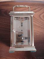 Rare St James 8 day 11 jewel Carriage Clock (7 of 7)
