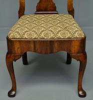 George II Walnut Side Chair c.1730 (10 of 12)