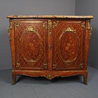 French Victorian Marble Top Commode by G. Durand (2 of 20)