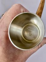 Art Deco Silver Plated Double Ended Spirit Measure c.1930 (3 of 5)