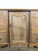 Victorian Antique Pine Sideboard with Drawers (11 of 13)